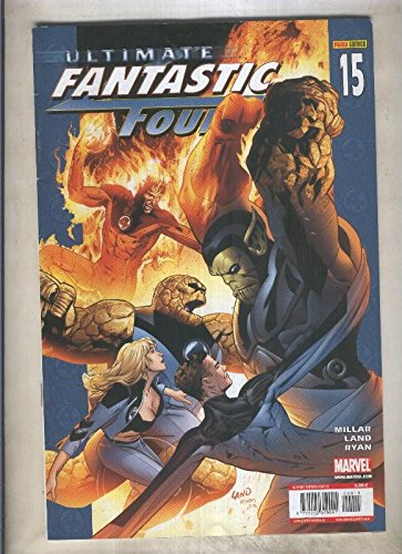 Ultimate Fantastic Four numero 15