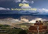 MUSTANG - das verborgene Königreich im Himalaya (Wandkalender 2019 DIN A2 quer): Mustang - Nepals farbprächtiges Paradies (Monatskalender, 14 Seiten ) (CALVENDO Natur)
