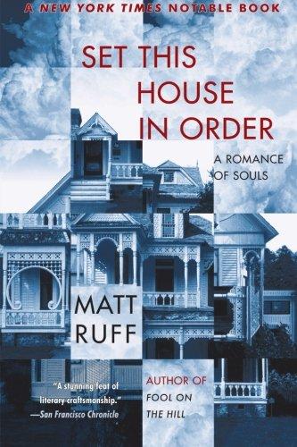 Preisvergleich Produktbild Set This House in Order: A Romance of Souls