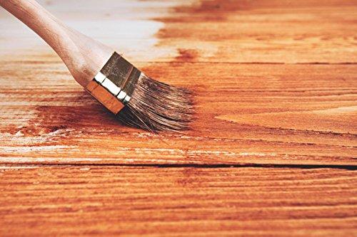 Natur Leinöl Holzpflegeöl Holzschutzmittel Holz ölen | BEKATEQ BE-200 Holzöl Tisch Möbel...