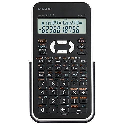 SHREL531XBWH - Sharp EL531X Scientific Calculator by SHARP