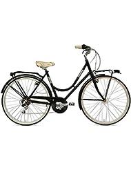 "VERTEK de mujer 6 para bicicleta 26"" velocita'negro (City)/Bicycle Londres for woman 26"" 6 (Black) City speed"