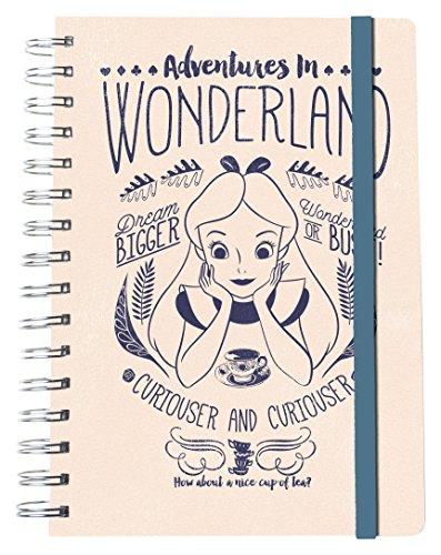 grupo-erik-editores-premium-disney-classic-alice-cuaderno-tapa-forrada-a5-148-x-21-cm