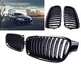 Sengear, colore: nero lucido, reni griglie griglie anteriore per BMW F30 3 328i Seires 320i 335i 335i 2012-2014