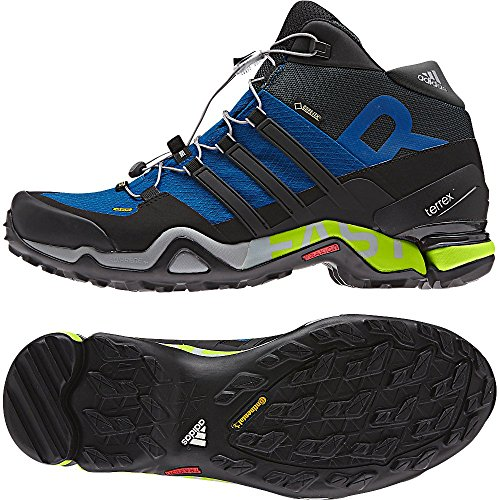 4c2138101 Adidas 0889133824314 Outdoor 2016 Mens Terrex Fast R Mid Gtx Hiking Shoes  Af5981- Price in India