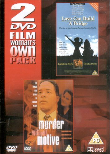 Love can build a bridge + Murder without motive - 2 movies - DVD