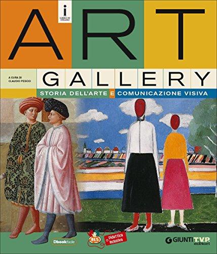 Art gallery. Storia dell'arte e comunicazione visiva. Per la Scuola media. Con e-book. Con espansione online. Con fascicolo