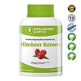 Himbeer Ketone hochdosiert – PREMIUM Raspberry Ketones – FATBURNER & APPETITZÜGLER – Ketone Diet - Fettverbrenner - hilft beim Abnehmen – Beschleunigt die Gewichtsreduktion - 180 pflanzliche Kapseln - 100% vegan