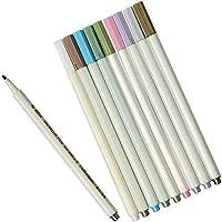 M-zutx De alta calidad de la pintura del rotulador del color/de la pintada de la pluma / / Tarjeta de felicitación de la pluma es fácil escribir, duradero y no Fading, fuerte cobertura, Multi-color