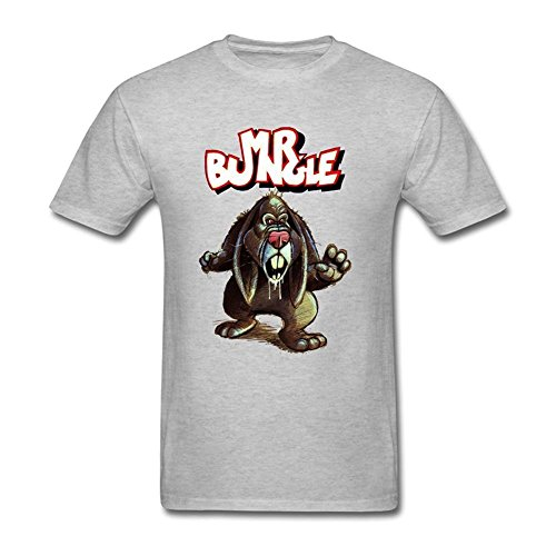 Herren's Mr Bungle Aging Wrath Of The Easter Bunny T Shirt Medium (Easter T-shirt Bunny)