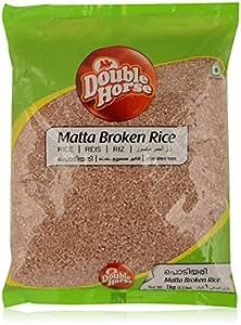 Double Horse Matta Broken Rice, 1kg