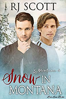 Snow in Montana (Montana Series Book 4) by [Scott, RJ]