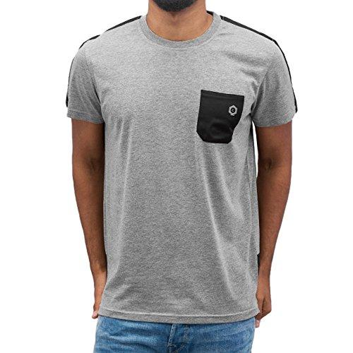 Jack & Jones Herren Oberteile / T-Shirt jjcoBlackfriars Grau