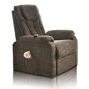 roller roller tv sessel emma braun k che haushalt. Black Bedroom Furniture Sets. Home Design Ideas