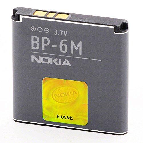 Preisvergleich Produktbild Nokia Akku Li-Ion, 1070 mAh BP-6M BULK