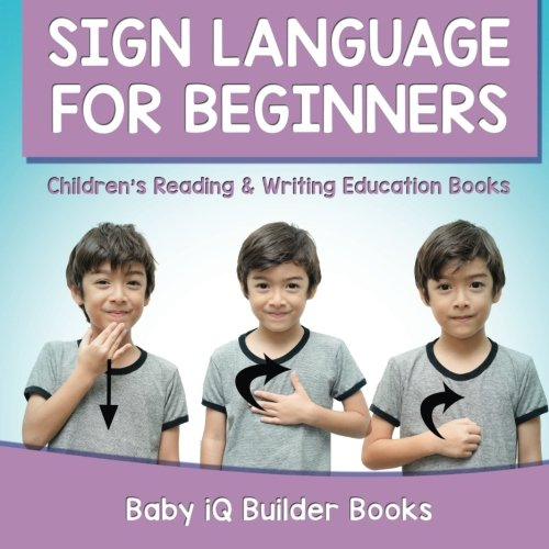 Braille-flash (Sign Language for Beginners : Children's Reading & Writing Education Books)