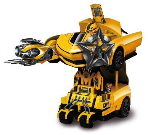 Nikko 35127 - RC Autobot Bumblebee - Transformers 4 (Transformers Bumblebee Transformation)