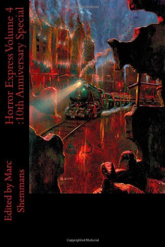 Horror Express Volume 4 : 10th Anniversary Special by Clive Barker (2013-10-06)