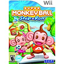 Super Monkey Ball: Step & Roll - Nintendo Wii (Renewed)