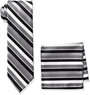 Pierre Cardin Men's Neck Tie and Pocket Sq
