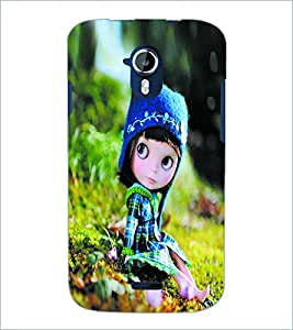 PRINTSWAG BABY GIRL Designer Back Cover Case for MICROMAX A117 CANVAS MAGNUS