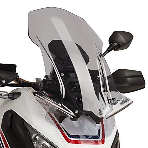 Puig Touring Scheibe Farbe Geräuchert 9709H für Honda X-ADV 17'-18