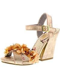 4dae145996a Amazon.co.uk  Ruby Shoo - Sandals   Women s Shoes  Shoes   Bags