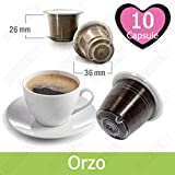 Caffè Kickkick Orzo 10 Capsule Compatibili Nespresso