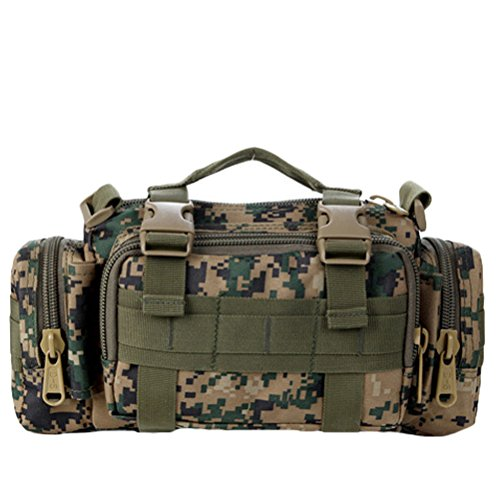 MatchLife, Borsa a zainetto donna Camouflage6 Camouflage6