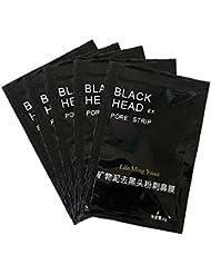 Remove Blackhead, Oyedens 5pcs Mineral Mud Blackhead Removal nasal Membranes Deep Cleansing