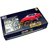 RCECHO® Hasegawa Automotive Model 1/24 Car Ferrari 348 tb Scale Hobby 20230 H0230 with RCECHO® Full Version Apps Edition