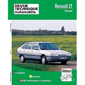 Renault 21, moteurs diesel et turbo diesel