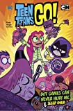 DC Teen Titans Go!: But Games Can Never Hurt Me and Sleep Over
