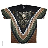 Lynyrd Skynyrd T-Shirt - Simple Batik Shirt - Official Merchandise !!! (XXL(Double Extra Large))