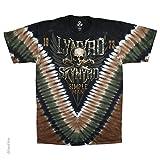 Lynyrd Skynyrd T-Shirt - Simple Batik Shirt - Official Merchandise !!! (XXL(Double Extra Large))