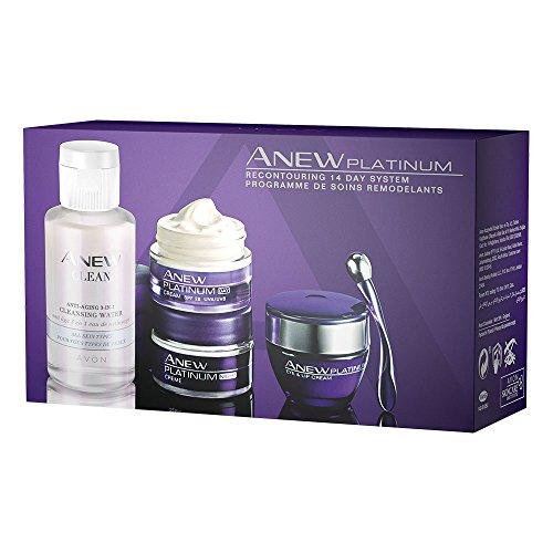 Avon Anew Platinum (60+) Skincare Kit -