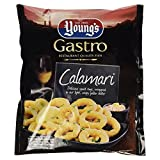 Young's Gastro Battered Calamari, 250g (Frozen)