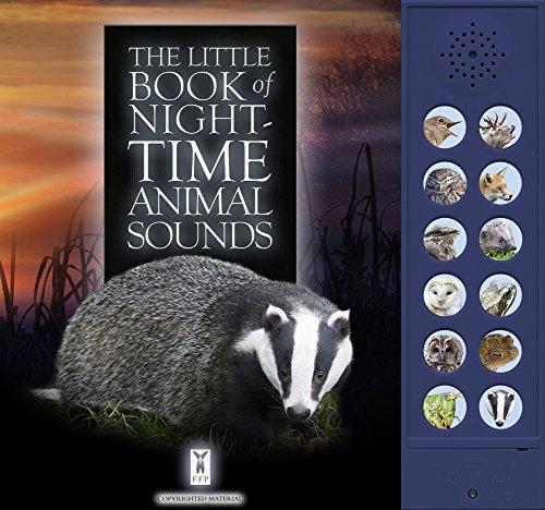 The Little Book of Night-time Animal Sounds por Caz Buckingham & Andrea Pinnington