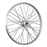 Taylor-Wheels 24 Zoll Vorderrad Büchel Aluminiumfelge Shimano Dynamo DH-C300-3N