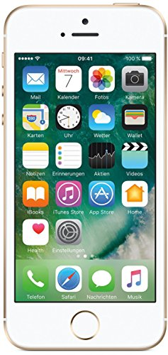 Image of Apple iPhone SE ( (10,2 cm (4 Zoll) Touch-Display, 16 GB, iOS 10) Gold