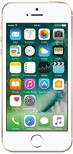 Apple iPhone SE, 4' Display, 32 GB, 2016, Space Grau