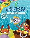 Crayola Undersea Sticker by Number (Crayola/Buzzpop, Band 6)