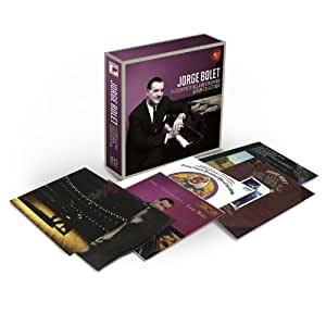 Jorge Bolet: The Complete RCA and Columbia Album Collection