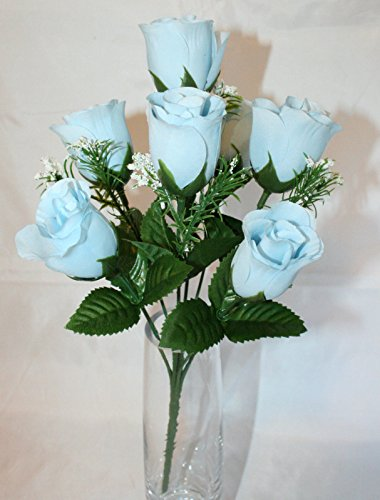 7-head-light-blue-rose-buds-with-gyp-artificial-silk-flowers-by-ola-flowers