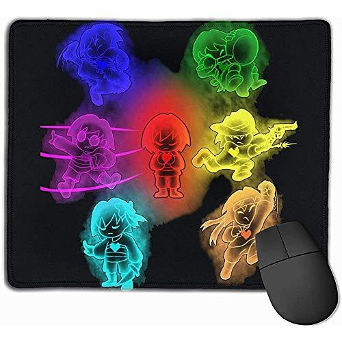 Alfombrilla ratón diseños Undertale Heart Mousepad