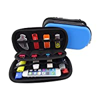 22 Slots SDHC MMC Micro SD Memory Card Storage Carrying Wallet Pouch Holder Case