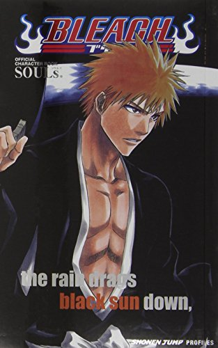 BLEACH OFFICIAL CHARACTER SC VOL 01 SOULS (C: 1-0-1): Official Character Book (Shonen Jump Profiles) by Tite Kubo (2-Dec-2008) Paperback (Bleach-profile)