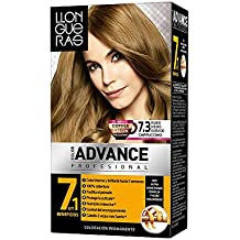 Llongueras Color Advance Coffee Salon Collection Hair Colour 7.3 Rubio  Medio Dorado 99497ca34fbd