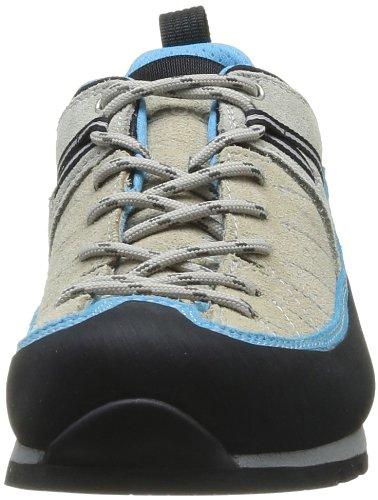 Asolo Salyan, Chaussures de randonnée tige basse femme Gris (Sable Bleu Atoll)