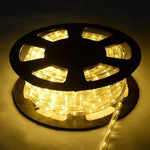 COSTWAY 30M Luz Manguera 1080 LED Luces Navidad Fiesta